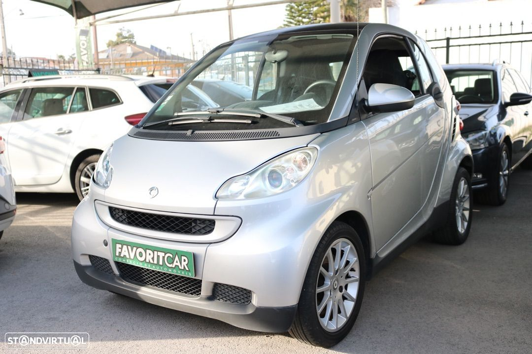 Smart ForTwo 1.0 Passion 85cv C/AC - T/PANORAMICO - 1