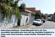 Casa de vanzare, București (judet), Strada Mitropolit Grigore - Foto 1