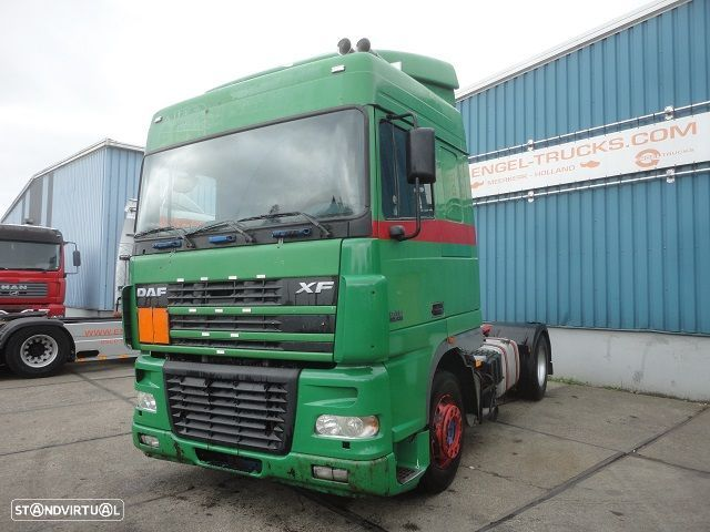DAF FTXF 95-430 SPACECAB (MANUAL GEARBOX / ZF-INTARDER / EURO 3 / AIRCONDITIONING) - 1