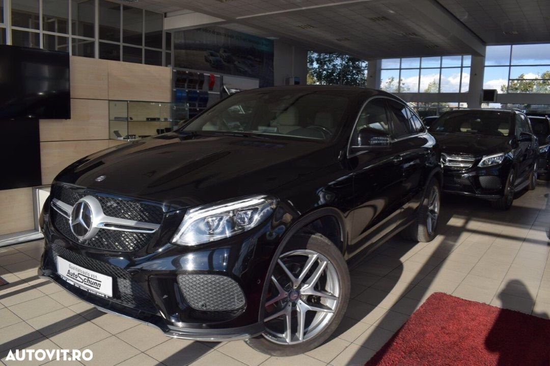 Mercedes-Benz GLE Coupe 63 - 13
