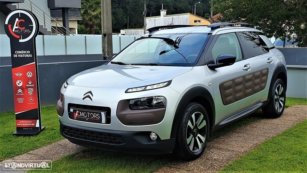 Citroën C4 Cactus 1.6 hdi  shine edition moonlight - 1