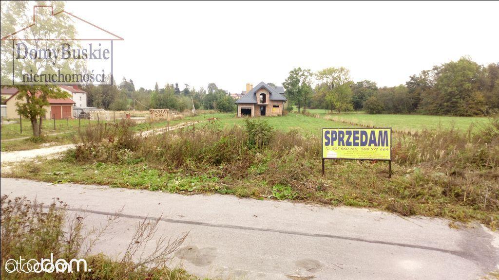 Działka na sprzedaż, Stopnica, buski, świętokrzyskie - Foto 1