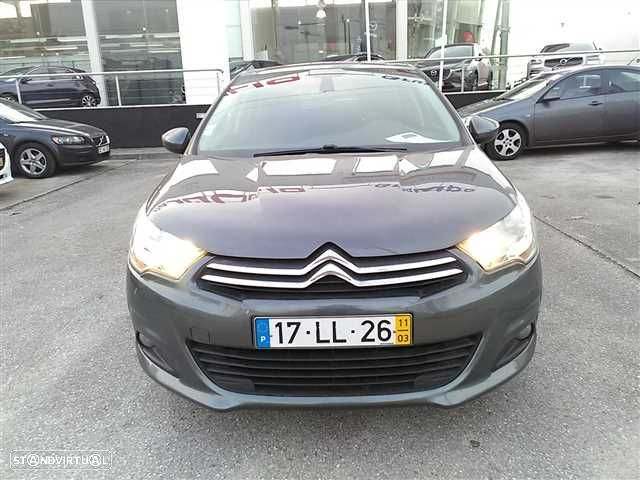 Citroën C4 1.6 HDi VTR Pack Airdream - 1