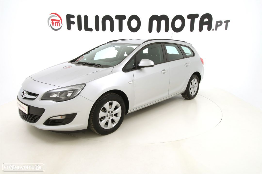 Opel Astra Sports Tourer 1.3 CDTi Selection S/S - 24