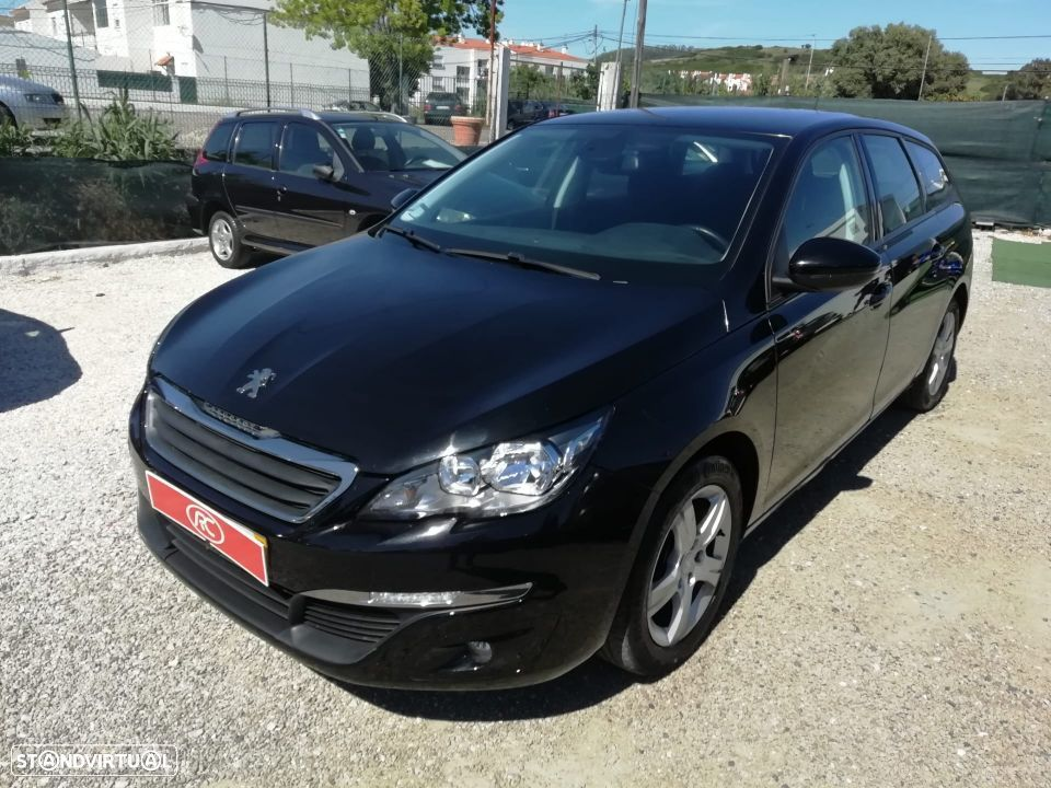 Peugeot 308 SW hdi active - 1