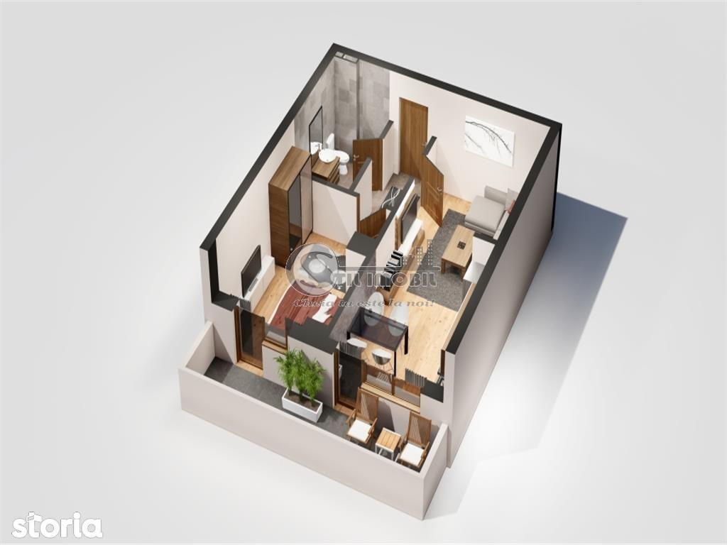 Apartament de vanzare, Iași (judet), Strada Han Tătar - Foto 3