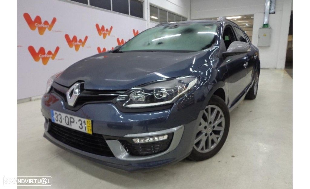 Renault Mégane ST 1.5 dCi GT Line SS - 1