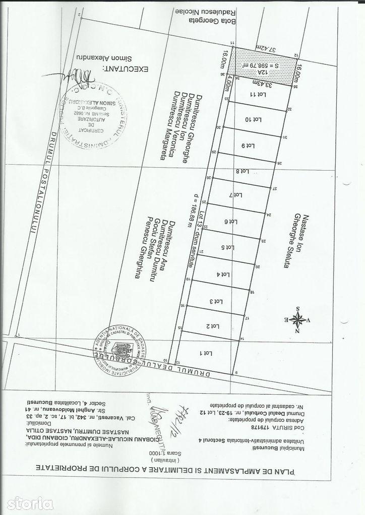 Teren de Vanzare, București (judet), Sectorul 4 - Foto 9