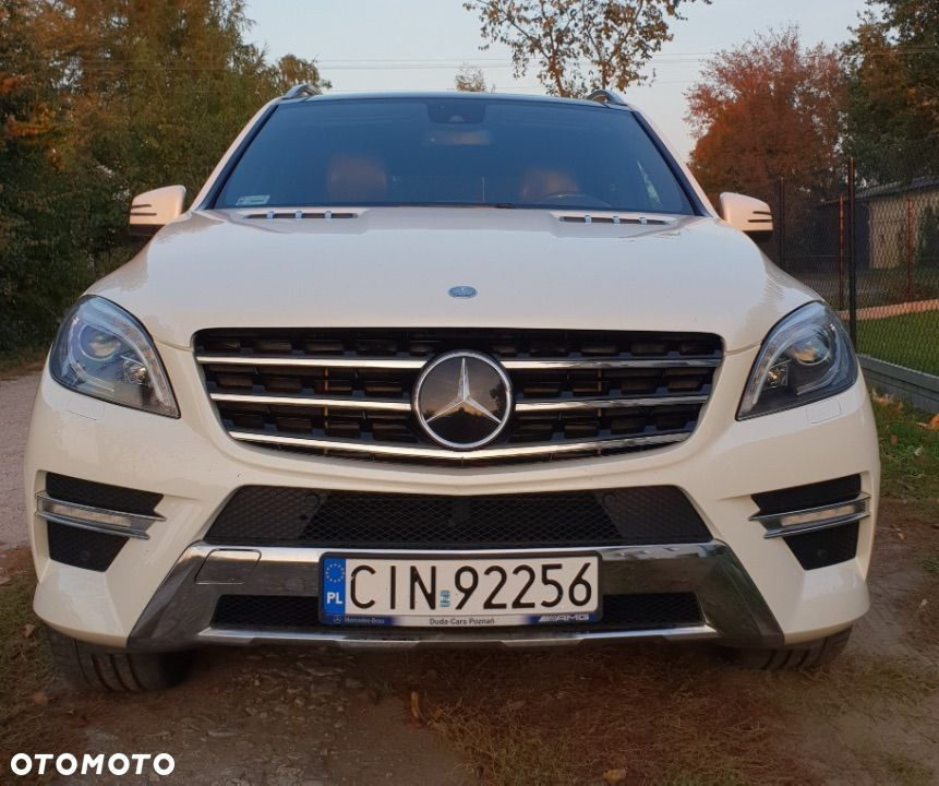Mercedes-Benz ML AMG Edition 1 Designo Harman Kardon Webasto - 1
