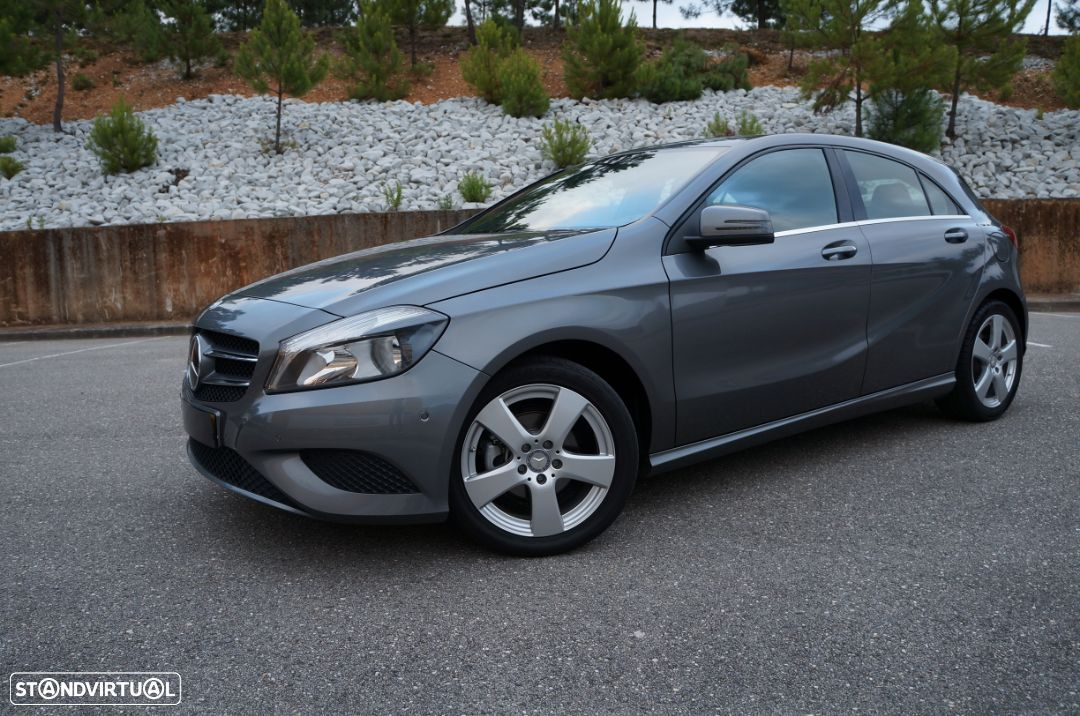 Mercedes-Benz A 180 180 CDi BlueEfficiency Edition Style - 1