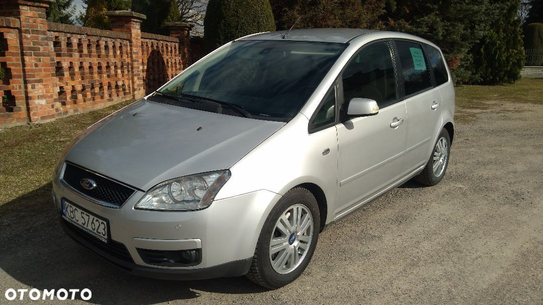 Ford C-MAX Ford C Max 1.8 2007 TDCI - 1