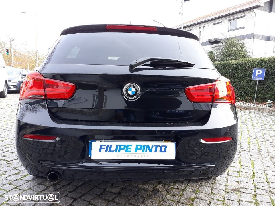 BMW 116 D Sport Line Edynamics | LED - 18