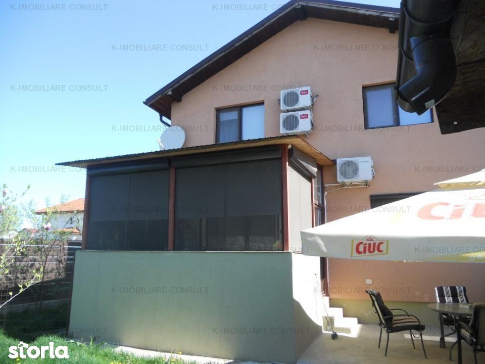 Casa de vanzare, Ilfov (judet), Strada Sticletelui - Foto 1