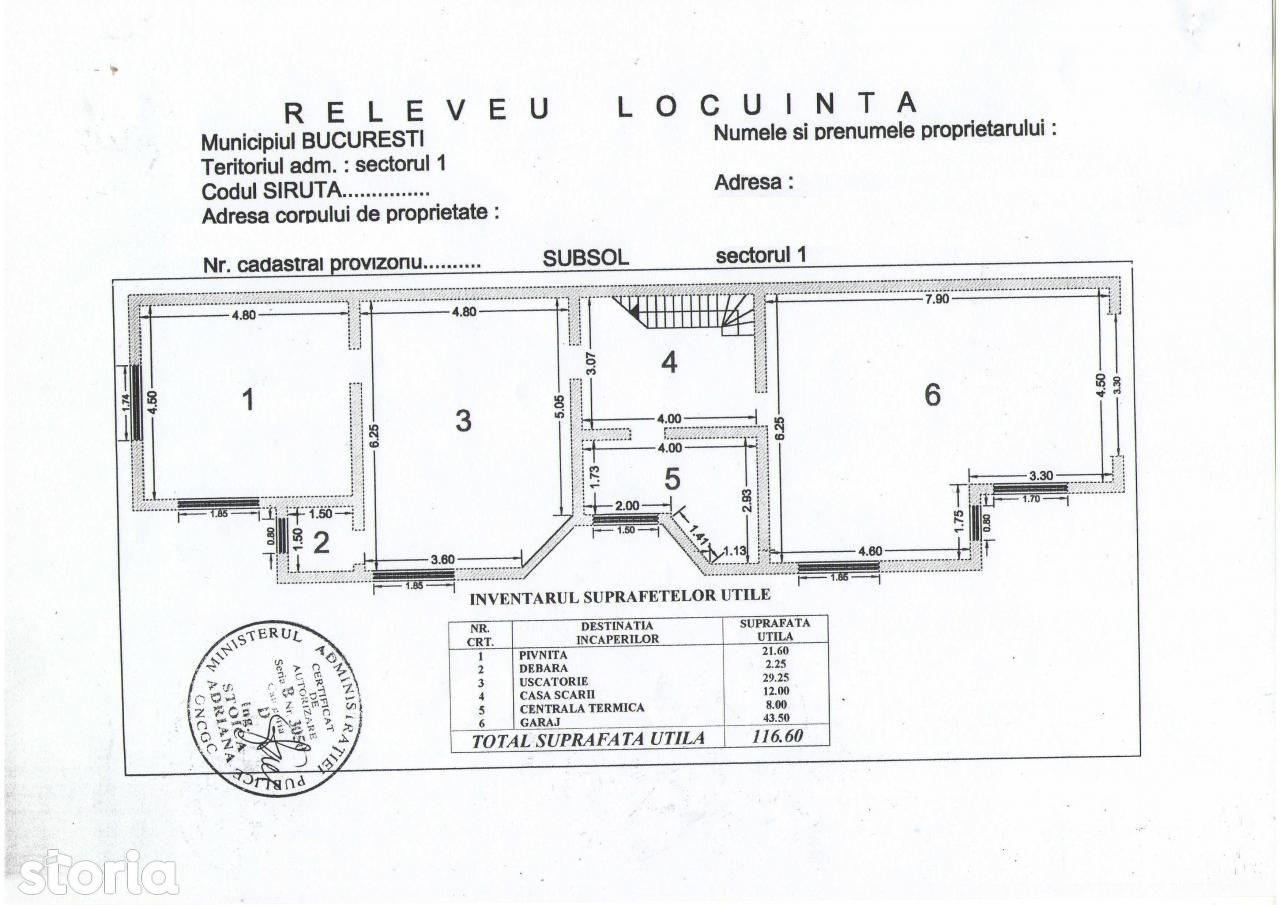 Casa de vanzare, Bucuresti, Sectorul 1, Chibrit - Foto 5
