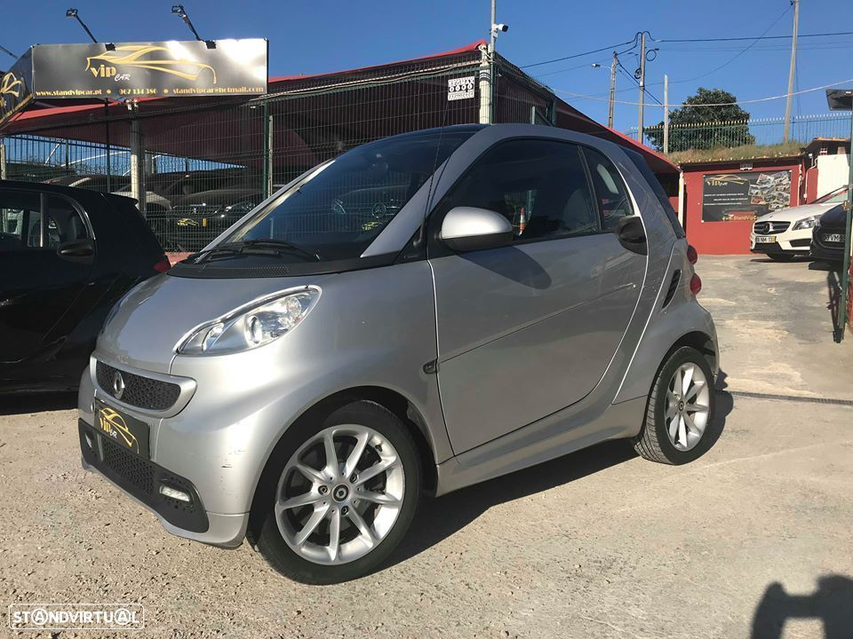 Smart ForTwo PASSION - GPS - 16