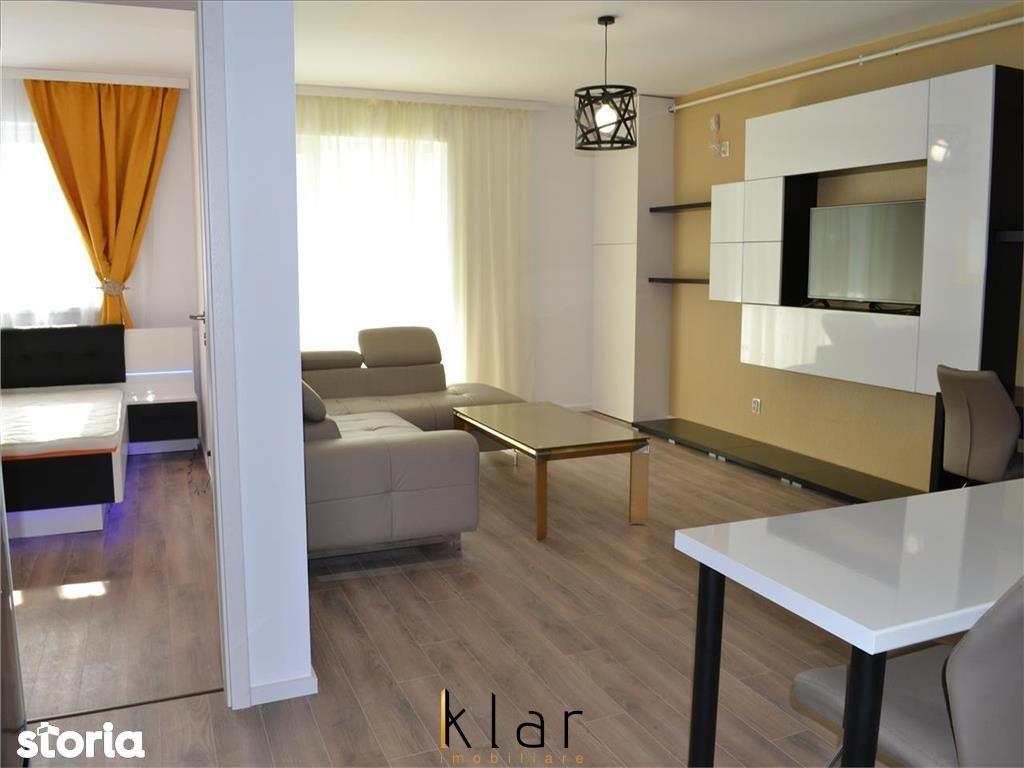 Apartament de inchiriat, Cluj (judet), Strada Trifoiului - Foto 7