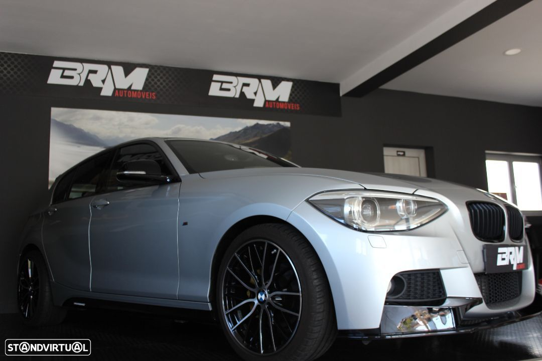 BMW 118 D PACK M PERFORMANCE - 27