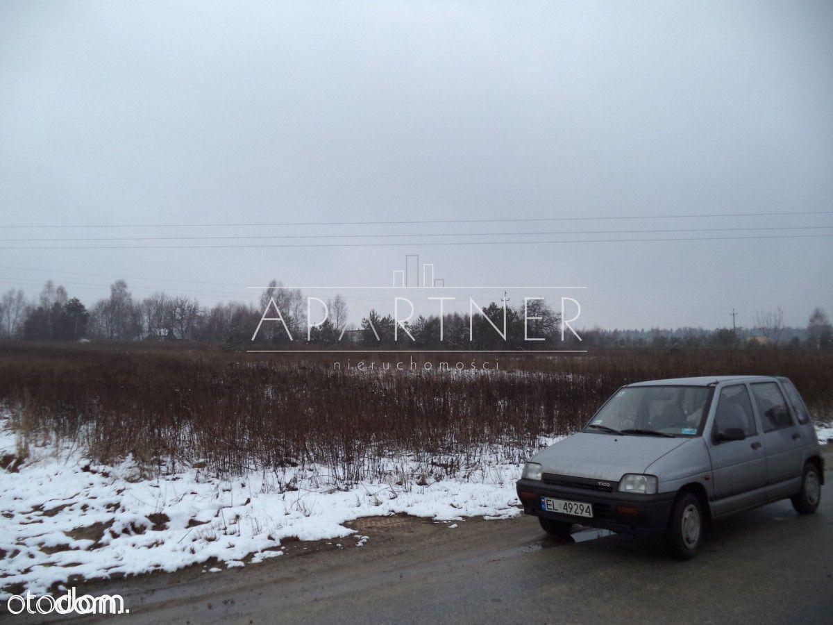 Działka na sprzedaż, Koluszki, łódzki wschodni, łódzkie - Foto 2