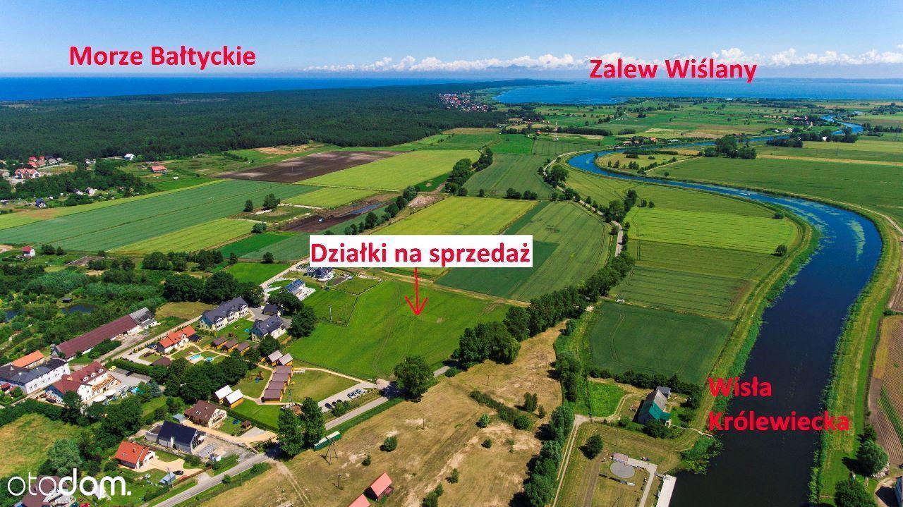 Działka na sprzedaż, Sztutowo, nowodworski, pomorskie - Foto 3