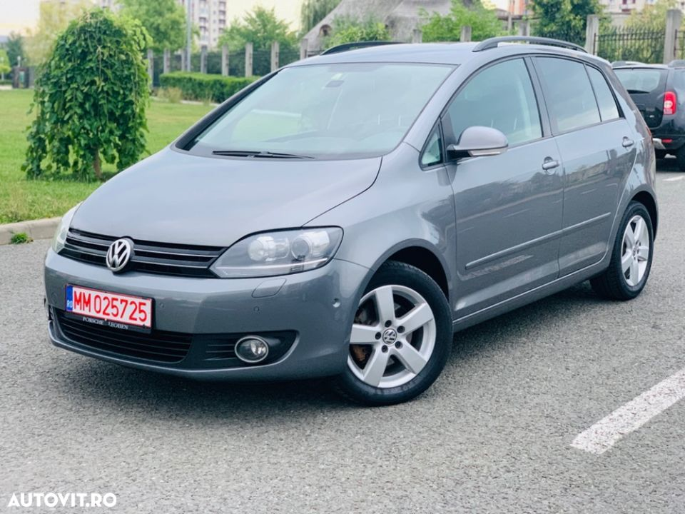 Volkswagen Golf Plus - 1