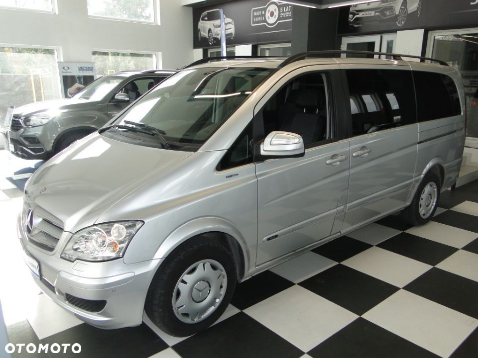 Mercedes-Benz Viano Trend*salon.pl*bezwy*7 osobowy*automat* - 1