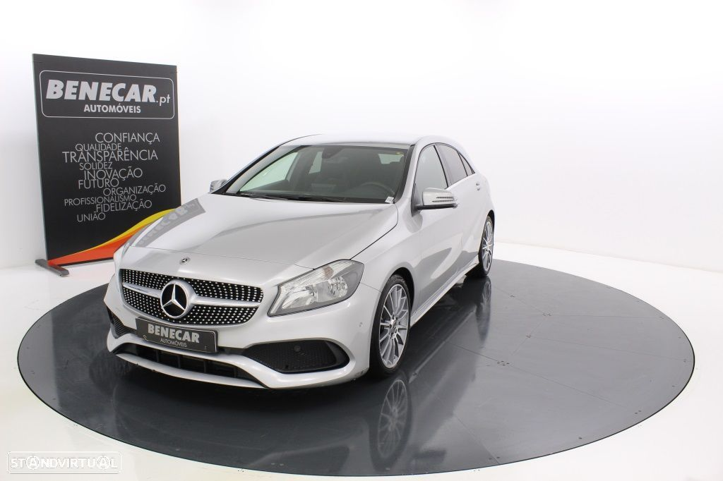 Mercedes-Benz A 180 CDi Final Edition Cx. Aut. - 13