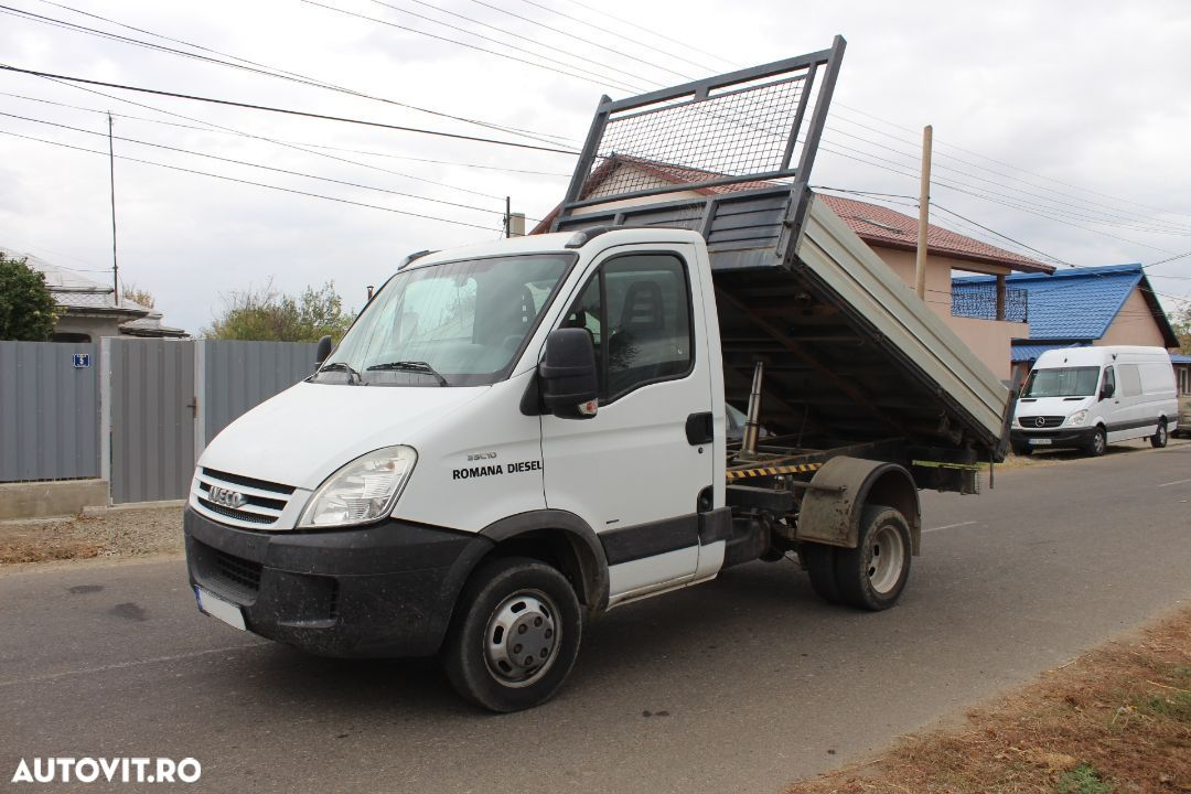 Iveco Daily 35C10 Basculabil - 3
