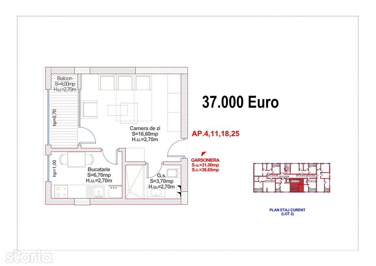 Apartament de vanzare, Bucuresti, Sectorul 4, Brancoveanu - Foto 7