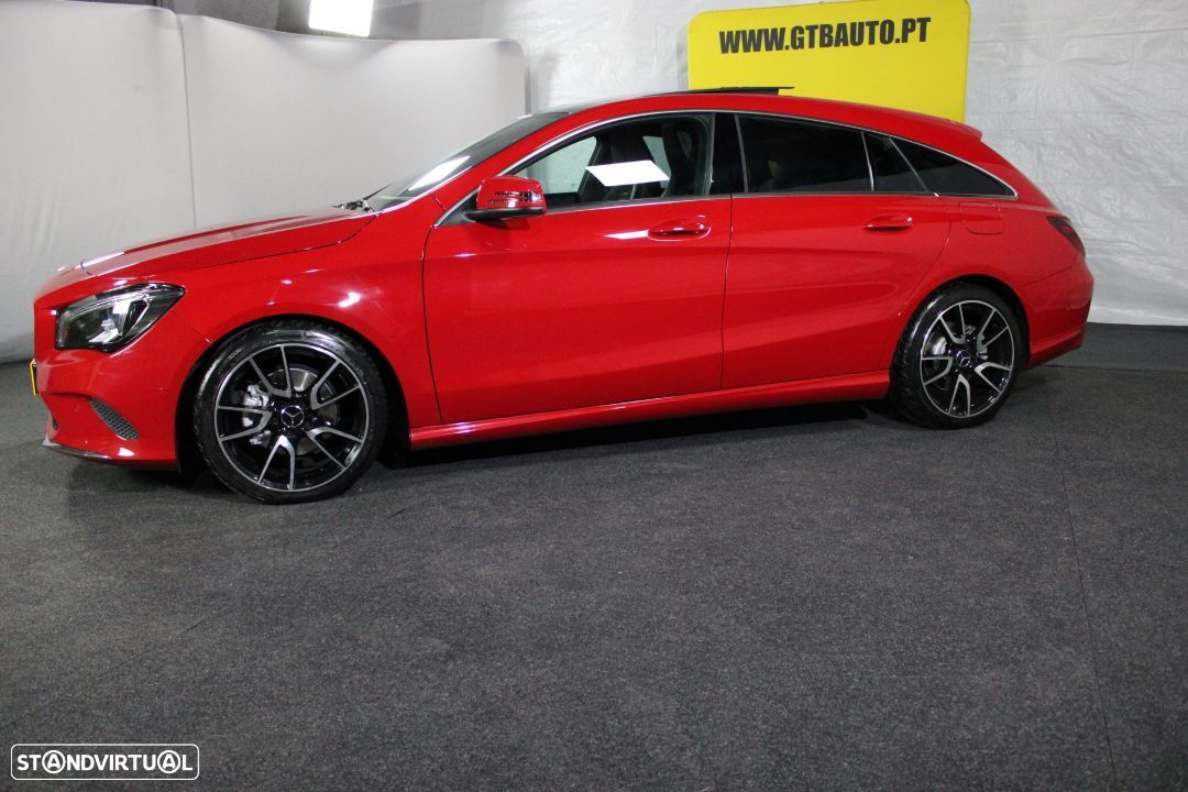 Mercedes-Benz CLA 200 ShootingBrake - 13
