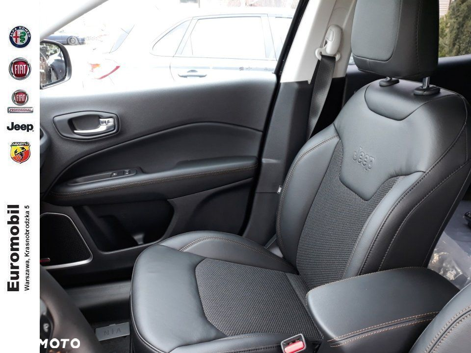 Jeep Compass Limited 1.4 170 km at9 4x4, 2019r. - 11