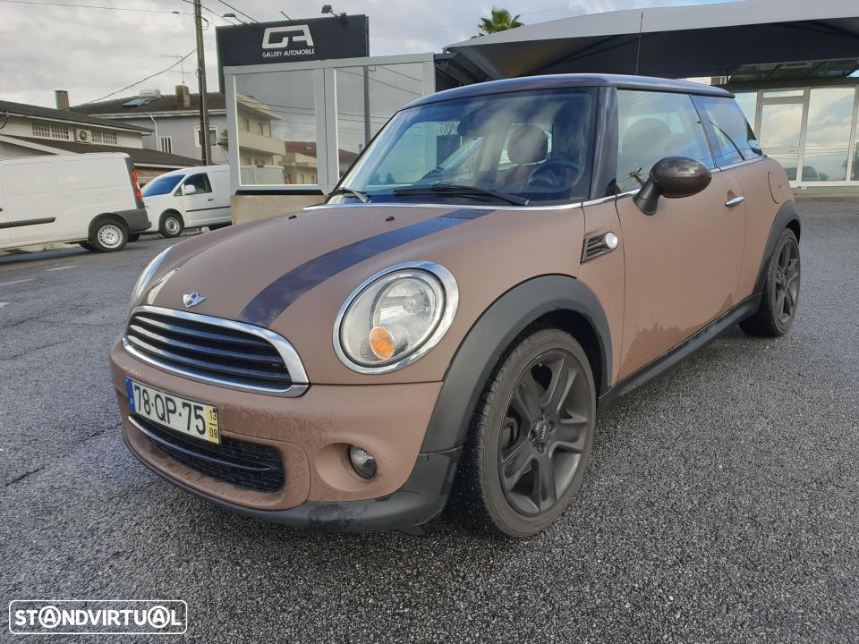 MINI One D limited edition - 1