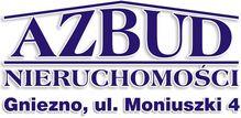 To ogłoszenie dom na sprzedaż jest promowane przez jedno z najbardziej profesjonalnych biur nieruchomości, działające w miejscowości Gniezno, gnieźnieński, wielkopolskie: AZBUD Antoni Zgórecki