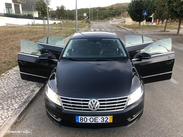 VW Passat CC 2.0 TDi BlueMotion DSG - 42