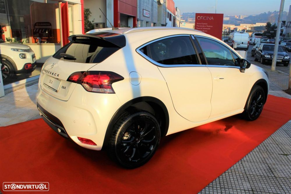 DS DS4 Crossback 1.6 BlueHDi So Chic J18 EAT6 - 7