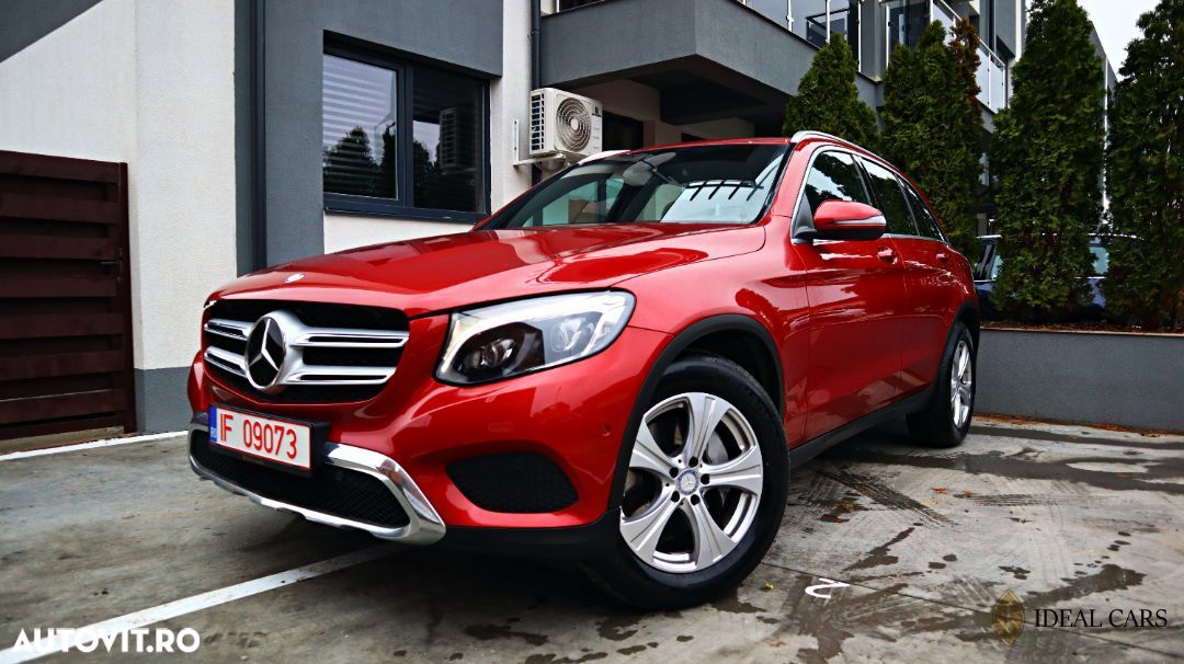 Mercedes-Benz GLC 250 - 19