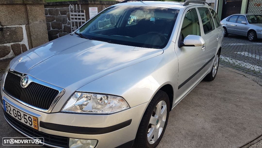 Skoda Octavia Break 1.9 TDI Greenline - 8