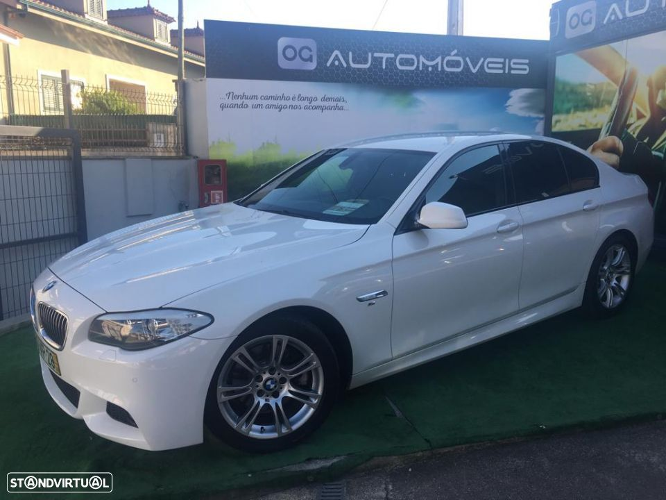 BMW 520 PACK M COMPLETO - 1