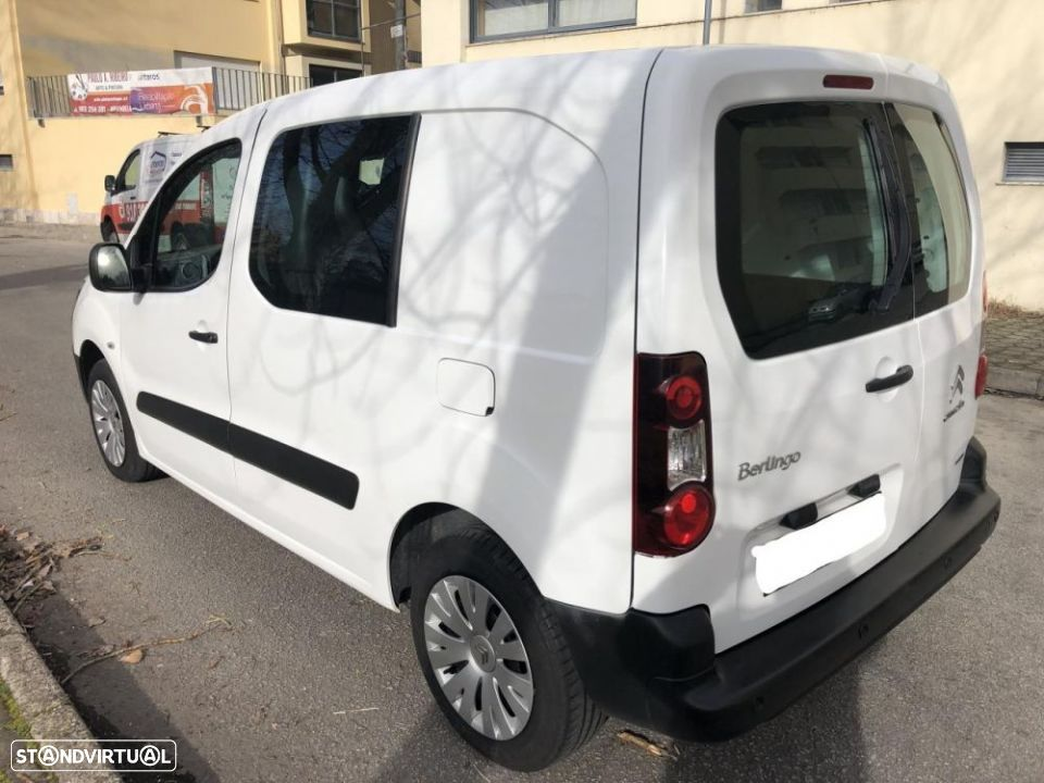 Citroën BERLINGO 1.6 HDI 100CV - 7