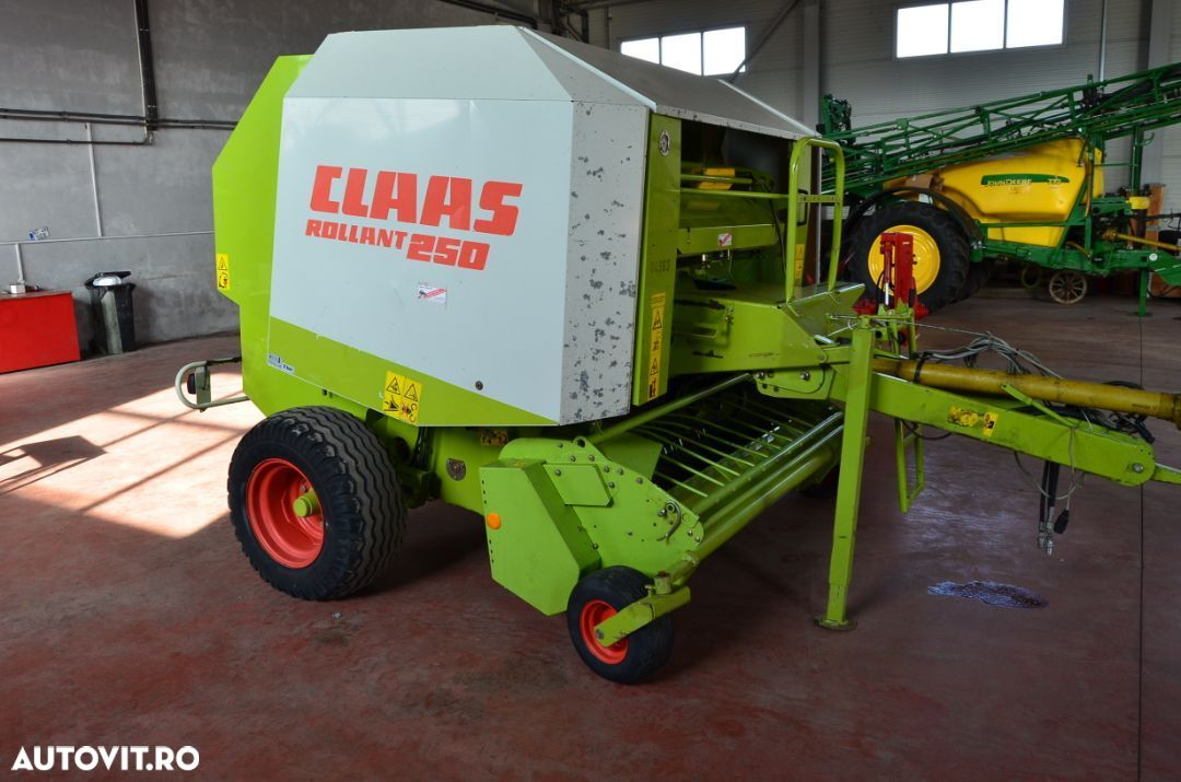 Claas rolland250 - 3