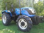 Solis Tractor 50 CP 4WD Facelift - 1