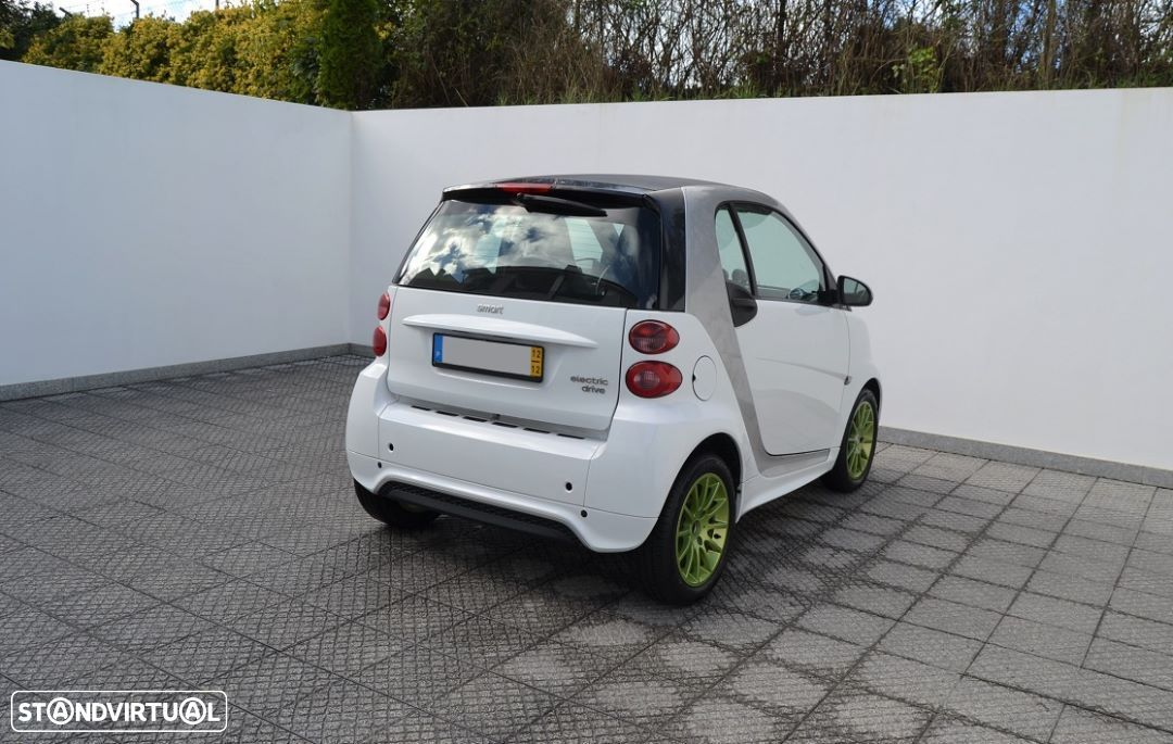 Smart ForTwo Electric Drive Passion - 4