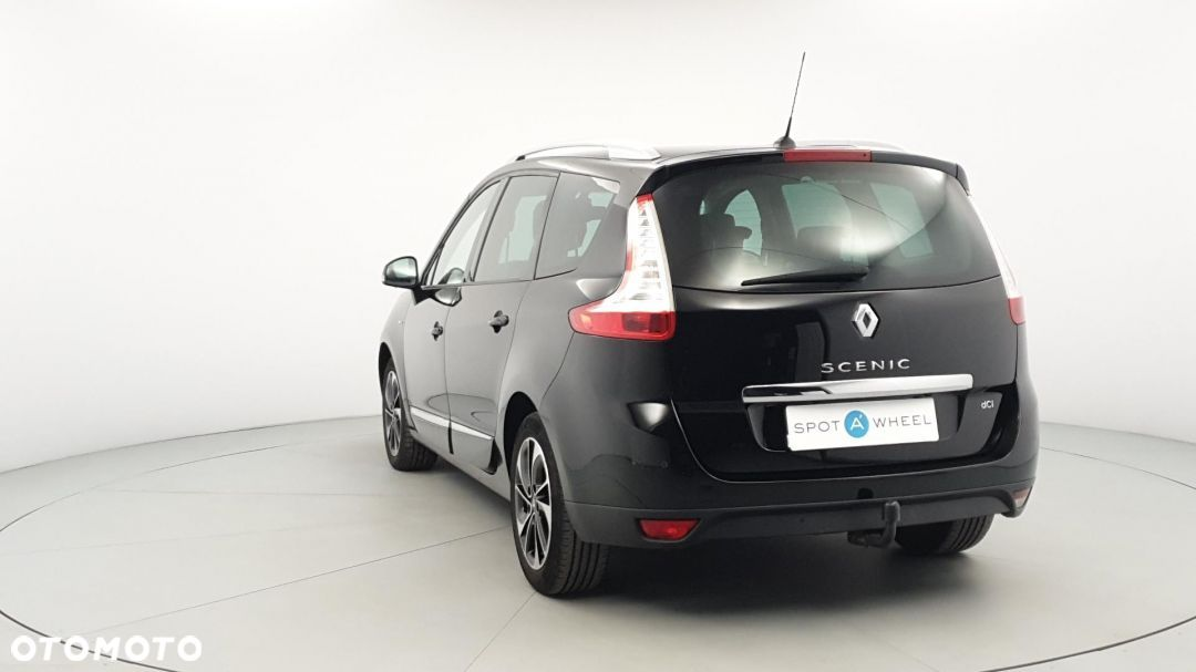 Renault Grand Scenic 1.5 dCi Automat FV23%, system Bose, tempomat - 4