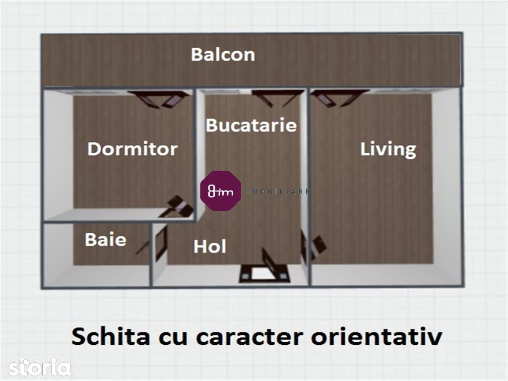 Apartament de vanzare, Cluj (judet), Strada Tășnad - Foto 13