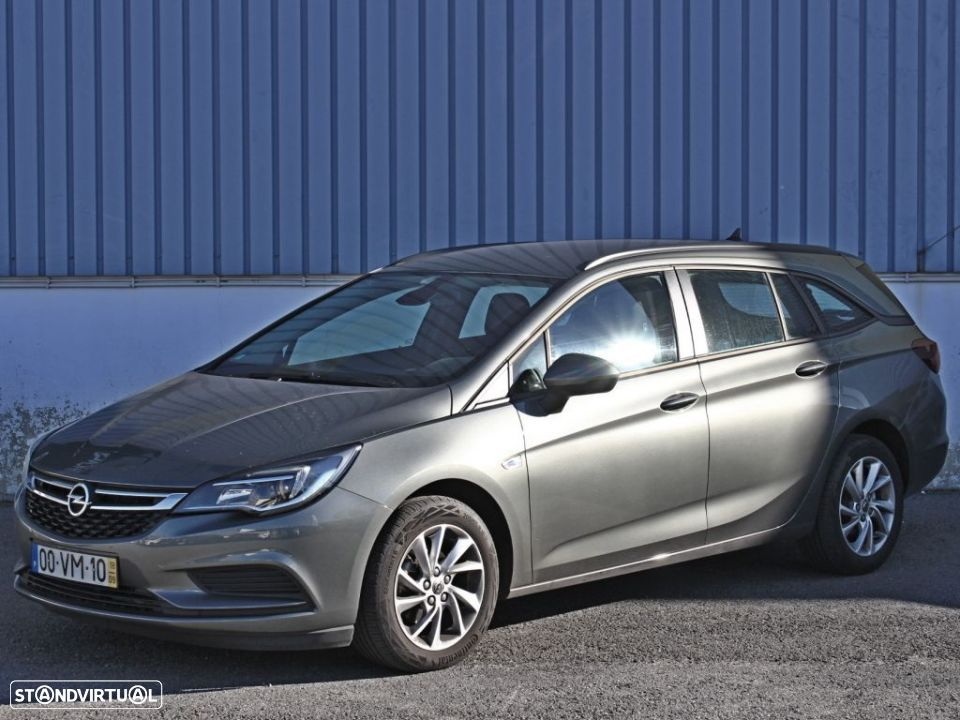Opel Astra Sports Tourer 1.6 Turbo D 110cv S/S Busi. Edition - 1
