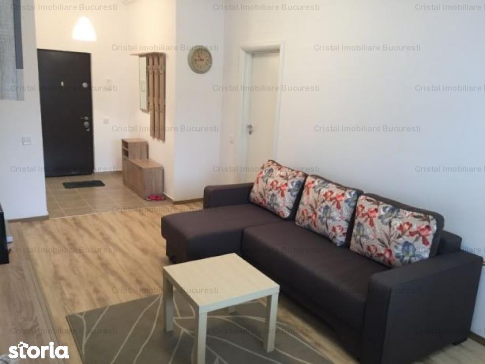 Apartament de vanzare, București (judet), Strada Mathche Dobrescu - Foto 2