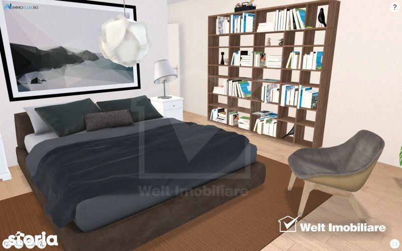 Apartament de vanzare, Cluj (judet), Colonia Borhanci - Foto 11