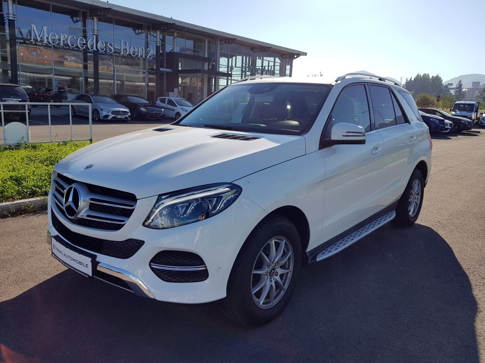 Mercedes-Benz GLE 250 - 1