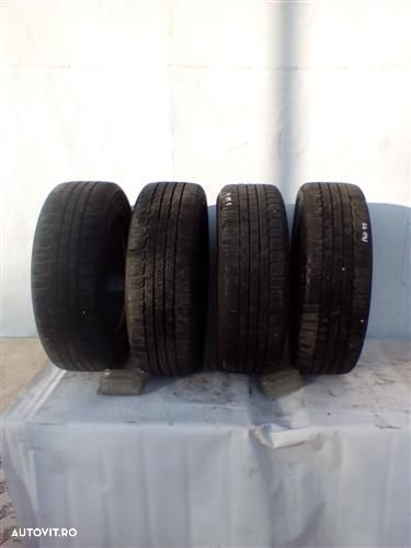 Set 4 anvelope M + S Michelin Latitude Alpin HP 235/65 R17 104H DOT2508 An 2008 - 2