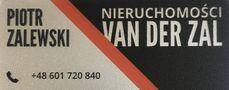 Biuro nieruchomości: Van Der Zal Piotr Zalewski