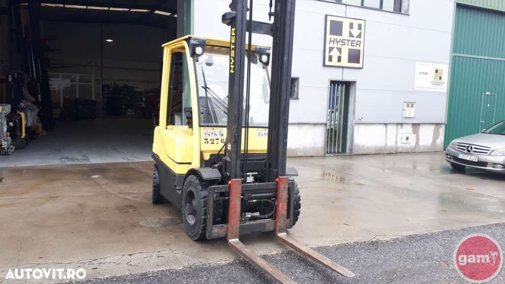 Hyster H2.5FT - 2